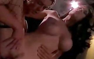 tera patrick receives sprayed with a warm spunk