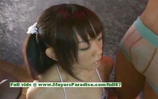 shoko yokoy virginal cute oriental beauty can to