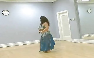 large ass belly dancer getting screwed
