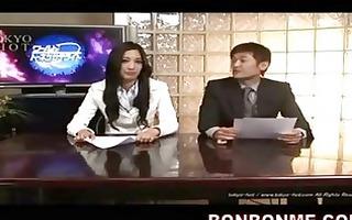 news anchor creampie sex after work