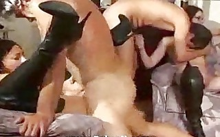 german fetish group fuck in one room