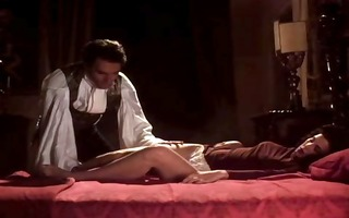 brunette celebrity sherilyn fenn gets enticed by