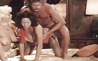 threesome porn movie with vintage pornstars
