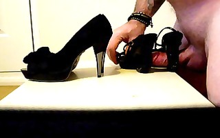 sex with my favorite pair of shoes.