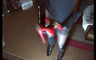 cum on high heels mix 80