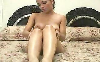 swarthy playgirl foot fetish