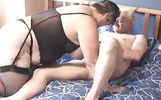 real homemade uk non-professional mature old pair