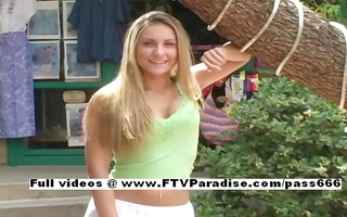viktoria enjoyment naughty gal public flashing
