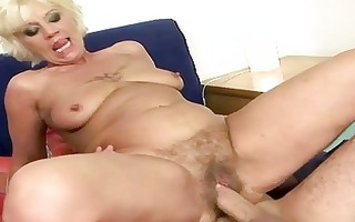 wicked granny getting drilled gorgeous hard