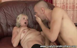 unshaved bbw granny love tunnel pounded and can