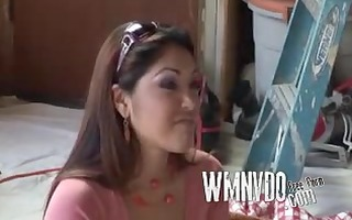 sasha licks some cunt