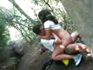 Voyeur Tapes A Teen Riding Her BF