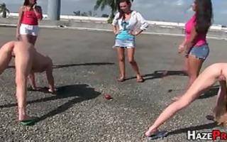 college sorority sisters hazed & abused