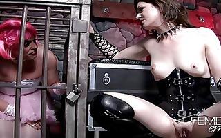 sarah shevon sissy cuckold dominant-bitch -femdom