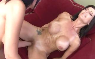 brutal slit fisting of two pornstars