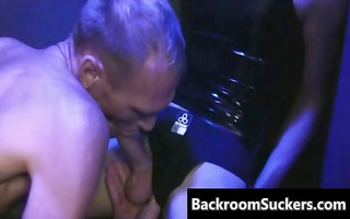 gloryhole cock juice drinker part1