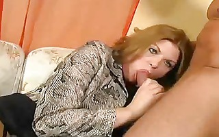 mature mommy in dark nylons