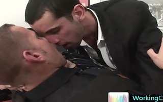 astounding gay hunks fucking and sucking in