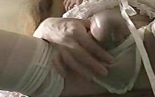 sheboy solo mastarbation and all cum