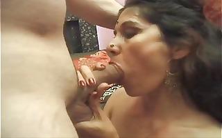 indian aged slut adaza bonks