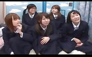 japanese school girlpart1