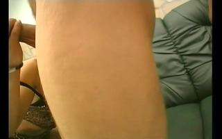 hairy chick squirts all over herself - julia