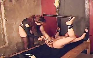 cruel mastix and her slave