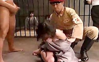 japanese prison blowjob