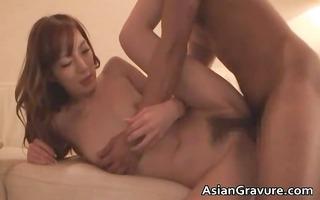 horny oriental hoe sucks hard schlong in the part2
