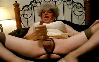 joanne slam - granny transsexual - introducing