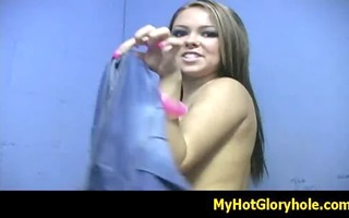 gloryhole initiations - super interracial ramrod