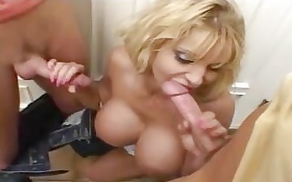 milf with the massive love bubbles receives cocks