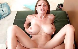juvenile seductive slut wife gives astounding head
