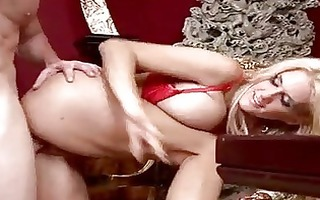 scorching hot rhyse richardson gets fucked on her