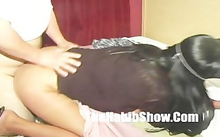 tiajauana hairy pussy hoe acquires drilled down